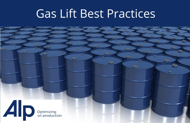 Gas Lift Best Practices