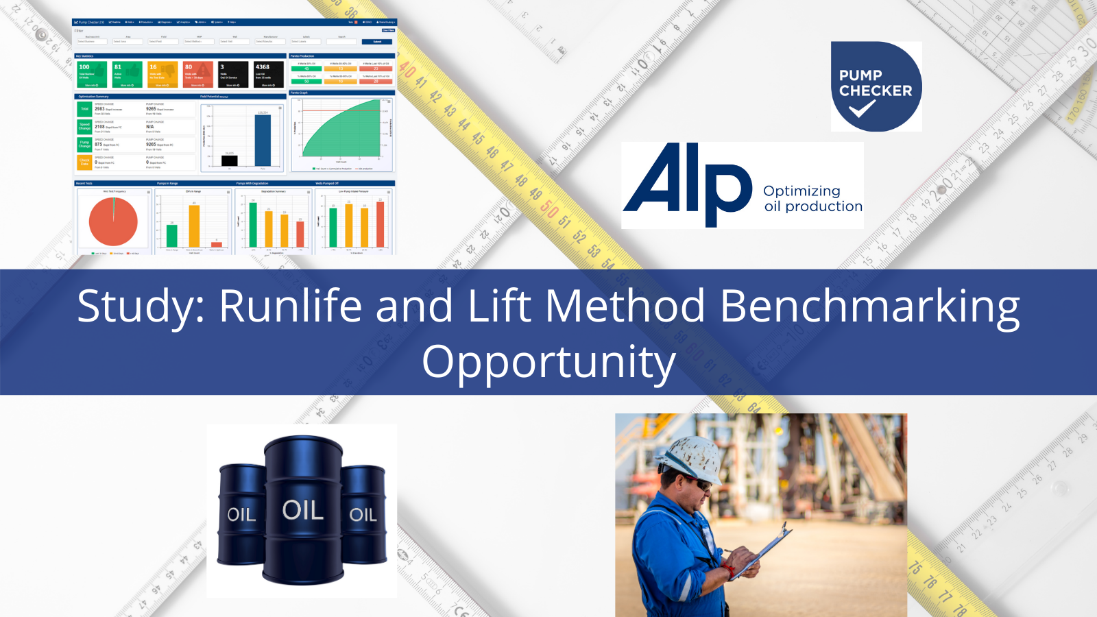 ALP Study Lift Method & Unconventional Well Benchmarking Opportunity-Resources